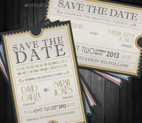 ticket design 20 creative exles and templates