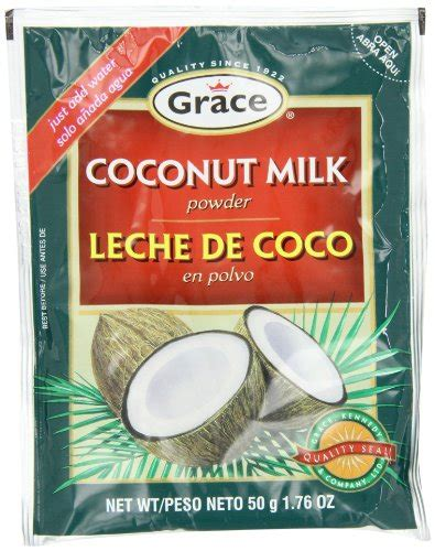 Cow Milk Powder 50g grace coconut milk powder 50g pack of 12
