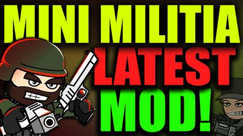 full version mini militia minimilitia