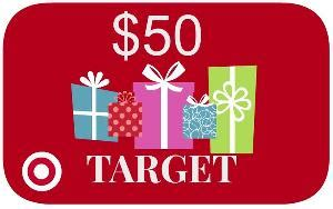 Target 300 Gift Card - contest win a 50 target gift card