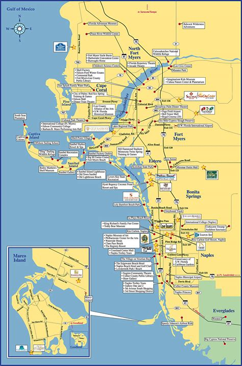 map of fort myers homepage manfred lange