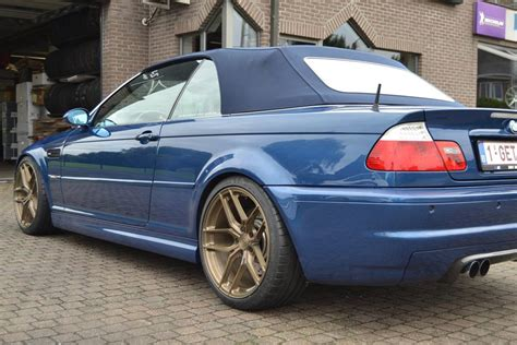 St Dasblue Zp bmw e46 m3 auf 19 zoll z performance wheels zp2 1 tuningblog eu magazin