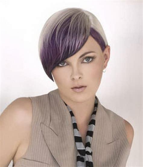 hochzeitsfrisur asymmetrisch asymmetrischer haarschnitt