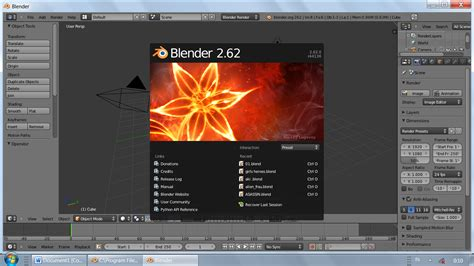tutorial blender interface pengenalan interface pada blender microtrafh tutorial