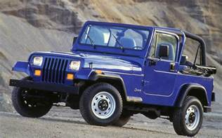 Jeep Generation History Of Jeep Wrangler One Of The Best 4x4s In The
