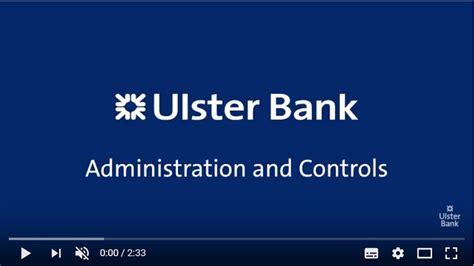 ulster bank bankline roi bankline tutorials