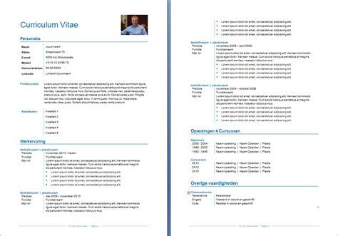 layout cv voorbeelden kies je layout cv opmaat