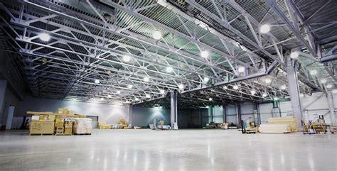 iluminacion industrial iluminaci 243 n led de zonas industriales y almacenes ledbox