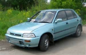 Daihatsu Charade 1993 1993 Daihatsu Charade Pictures 1300cc Gasoline Ff