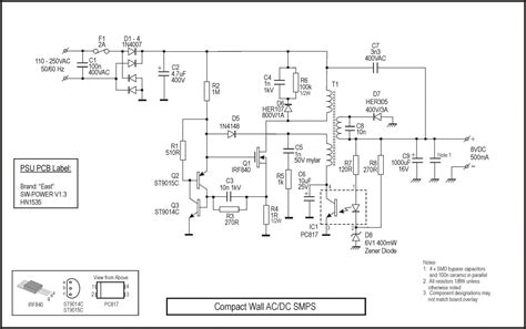 switch mode power supply circuit diagram switch mode power supply circuit block diagram