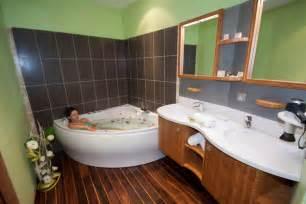 salle de bain suite de l h 244 tel le prieur 233