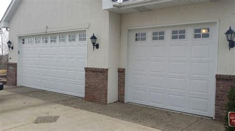 9 foot garage door rough opening
