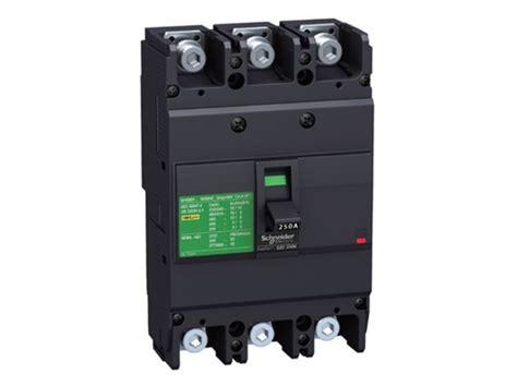 Mccb Easypact Schneider Ezc250f 3p 160a mccb easypact ezc250 aecom
