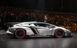 Lamborghini Veneno Hp Threat 740 Hp Lamborghini Veneno Is