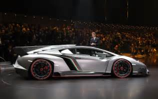 Horsepower Of Lamborghini Veneno Threat 740 Hp Lamborghini Veneno Is