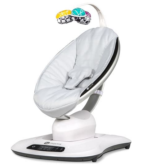 mamaroo baby swing reviews 4moms mamaroo 4 baby swing classic grey