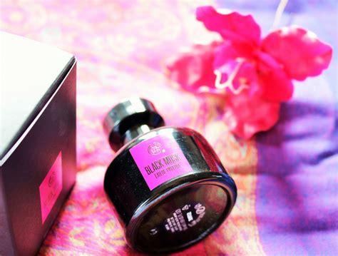 Parfum Black Musk The Shop the shop black musk eau de parfum review pout pretty