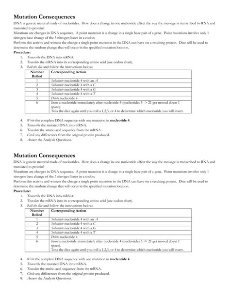 Codon Worksheet by Collection Of Codon Chart Worksheet Sharebrowse