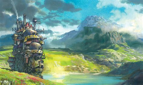 howl s howl s moving castle images moving castle hd wallpaper and