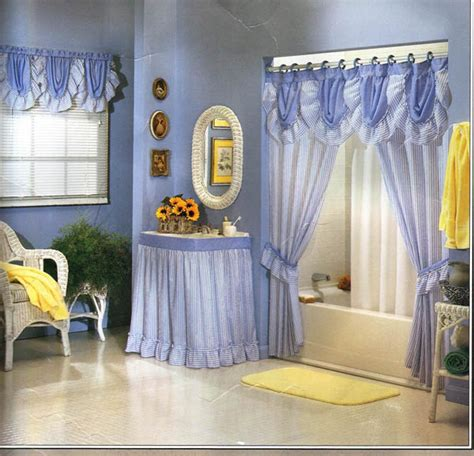 Bathroom Ideas With Shower Curtain Bathroom Shower Curtain