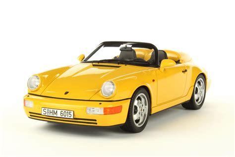 Porsche 964 Speedster by Porsche 911 964 Speedster Voiture Miniature De