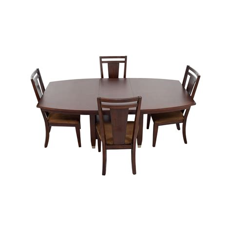 Broyhill Dining Table 78 Broyhill Broyhill Wood Dining Table Set Tables