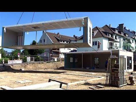 modulhaus deutschland module f 252 r kita am rosenhuegel werden geliefert