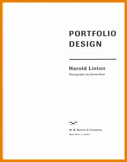 7 career portfolio template besttemplates
