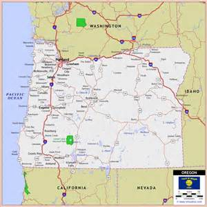 highway map oregon 1000 images about united states oregon washington on
