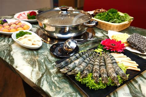 steamboat chinese yezi chinese new year 2017 steamboat promotion menu