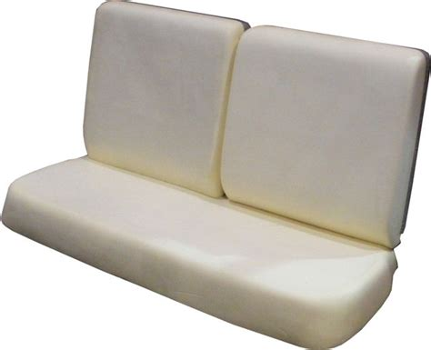 foam for bench seat east coast chevelle chevelle restoration car parts