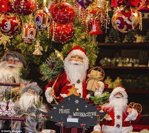 european christmas decorations treat yourself to some spirit with the best winter shopping trips in europe daily
