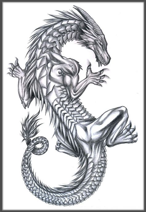 western dragon tattoo designs 24 tattoos on stomach