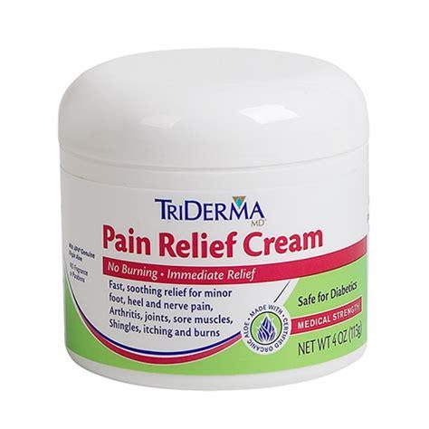 bed sore cream pain relief cream triderma