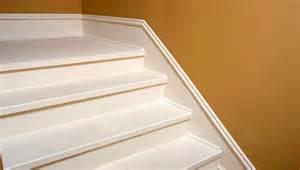 Baseboard Stairs by Faux Baseboard