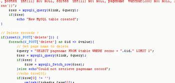 php pattern program code job listing script job portal script features