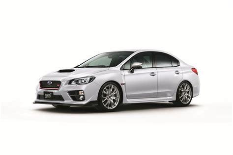 Subaru In Japanese by Subaru 2016 Wrx S4 Ts Subaru Releases Special Japanese