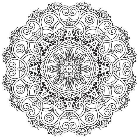 mandala to download spring difficult mandalas for