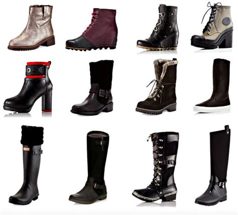 Winter Shoes Most Fabulous Picks by Model 6 Burch Snow Boots Serpden