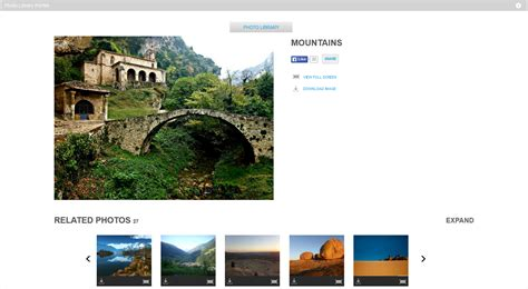 liferay themes gallery photo library portlet