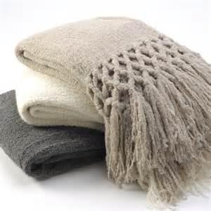 sefte boucle throw blanket blue springs home