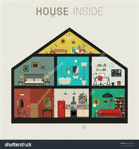 Rooms In The House Clipart Of Rooms Inside The House Clipartsgram Com