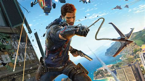 With Just Cause just cause 3 sur ps4 xbox one et pc jcsatanas