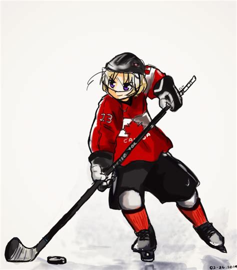 hetalia canada hockey by blackdreams0912 on deviantart