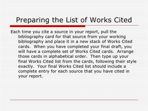 annotated bibliography definition defined annotated bibliography define