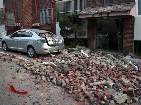 earthquake pohang another south korea earthquake more cause for alarm about