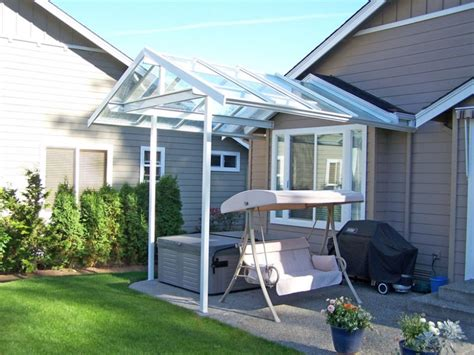 Plexiglass Patio Cover by Acrylic Patio Covers Photo Gallery