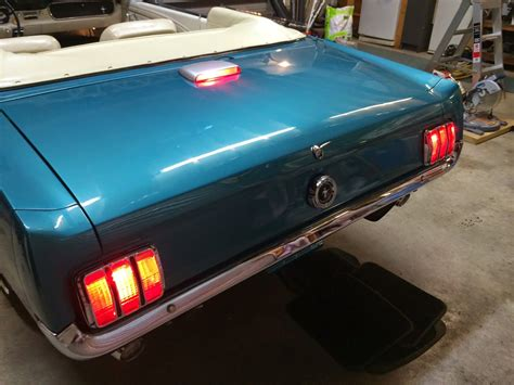 3rd brake light virginia 1965 convertible mustang 3rd brake light mustang 6