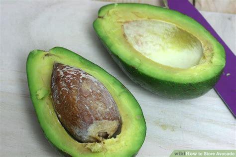 wann ist eine avocado schlecht 6 ways to store avocado wikihow