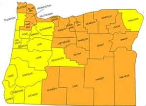 radon map oregon senate bill will reduce risks of radon exposure for oregon